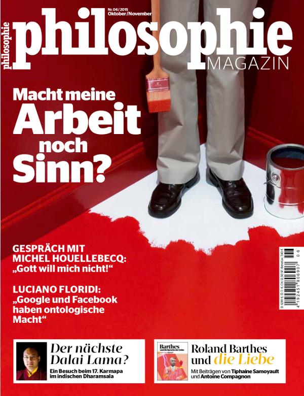 Tine Hutzel Philosophie Magazin
